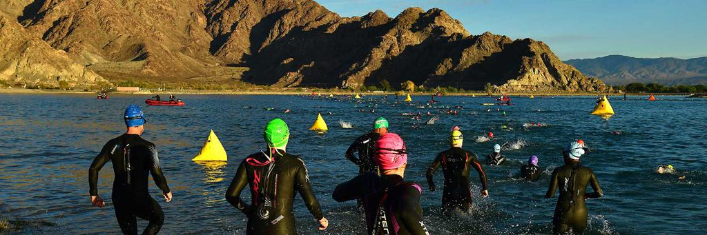 70.3 Indian Wells La Quinta Swim