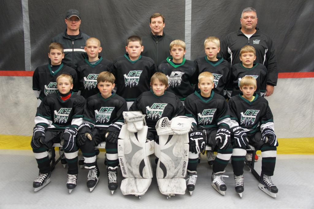 Squirt A Team Photo