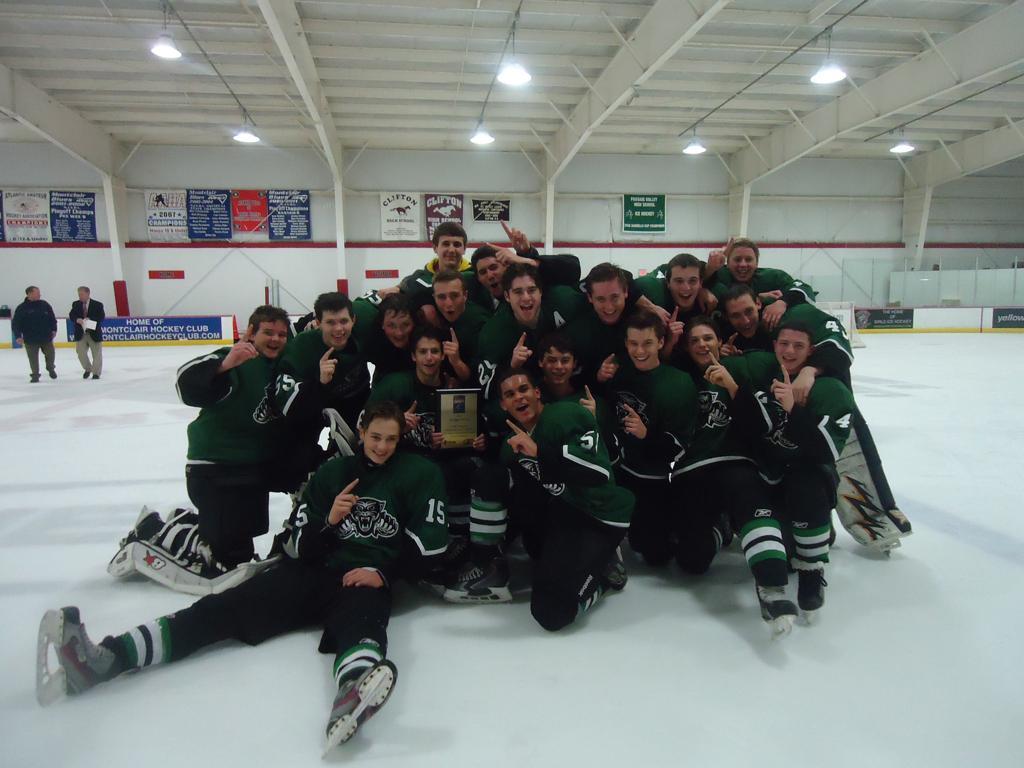 2014 16U AA NJ State Champions