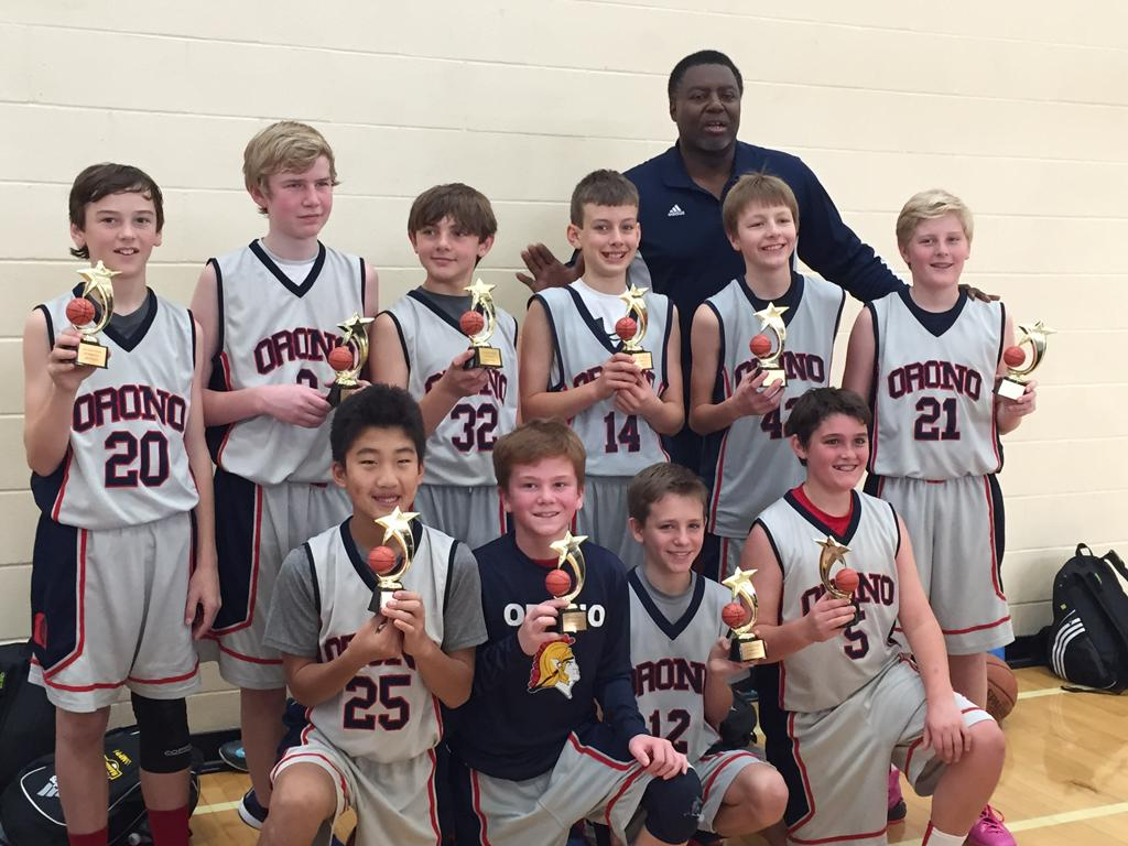 7th Grade - 3rd place finish at St. Louis Park