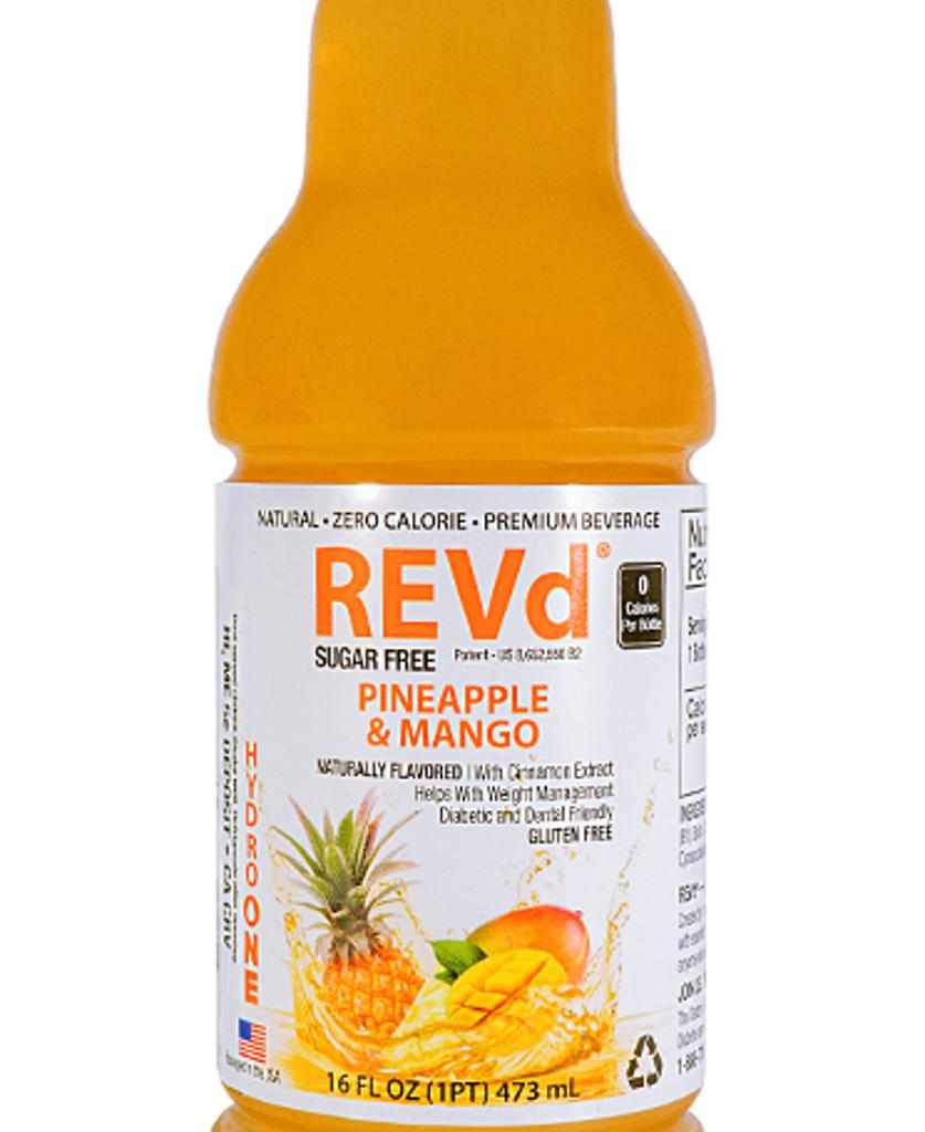 Order Pineapple and Mango REVd