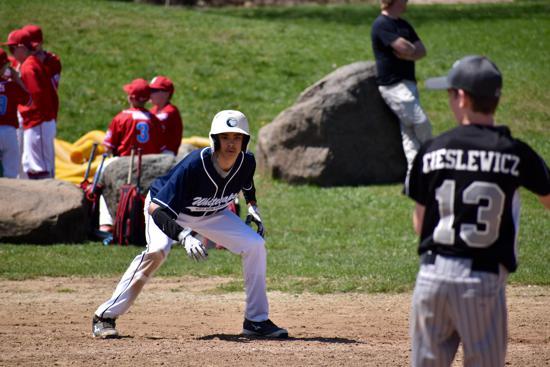 Whitecaps Baseball