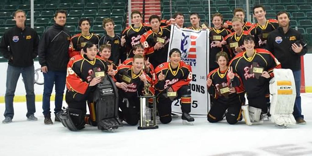 14U Tier 2 State Champions