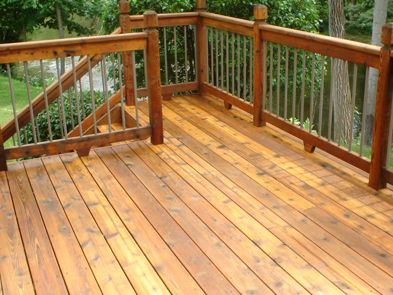 Decks in Mississauga - Brock's Landscape - 905.822.3131
