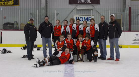PeeWee Central Zone Champions