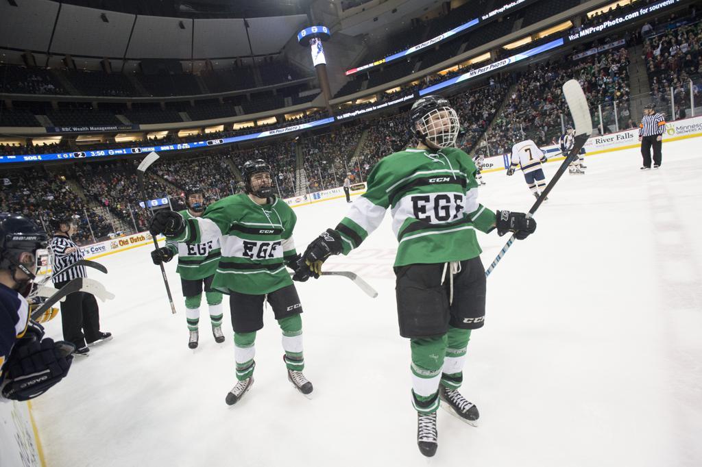 Image result for east grand forks high school hockey
