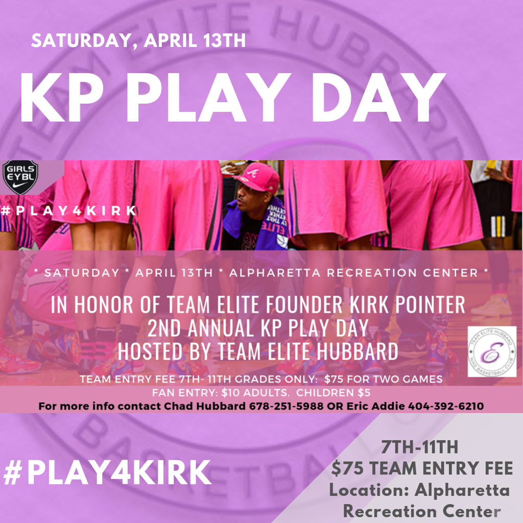 2nd Annual KP Play Day