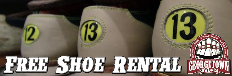 Free Bowling Shoe Rental - Georgetown Bowl - Bowling In Georgetown with Georgetown Bowl - Kevin Jackal Johnston