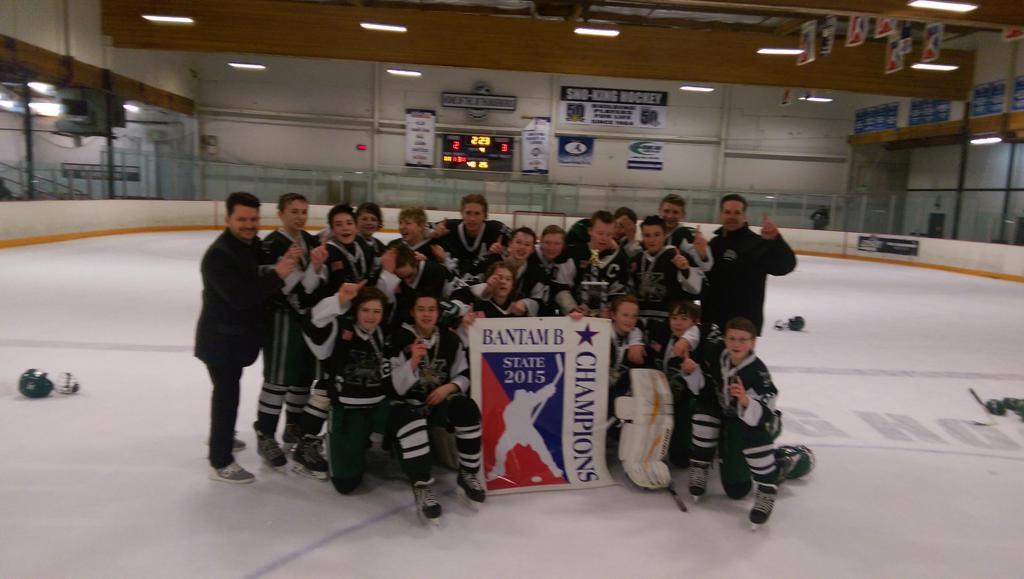 Love pacific northwest amateur hockey association