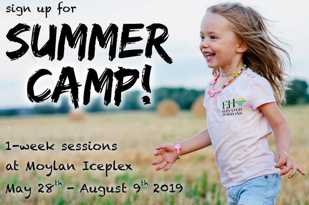 Get signed up for Summer Camp at Elevated Horizons in Omaha!