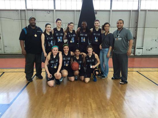 Midget Xelles win bronze at HoopDome Tournament in Toronto