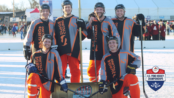 USPHC Open Champions:  Surge Cycling/Red Army