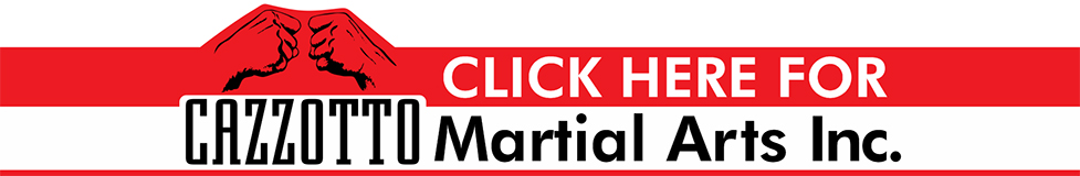 Cazzotto Martial Arts. Martial Arts Uniforms, Taekwon-Do Embroidered Belts, Martial Arts Equipment Supplier. 1180 Lorimar Drive, Unit 1 - Mississauga, Ontario, Canada L5S 1M9. 905-678-1296