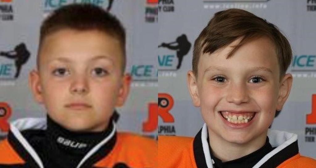 Jr. Flyers announce Squirt Spotlight for week ending September 29 featuring Stephen Cover and Killian English