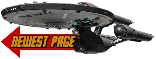 Star Trek Sparta The Free Web Comic by Kevin Jackal Johnston and Nigel Lewis - Star Trek Sparta is set in the New J.J. Abrams Star Trek Universe