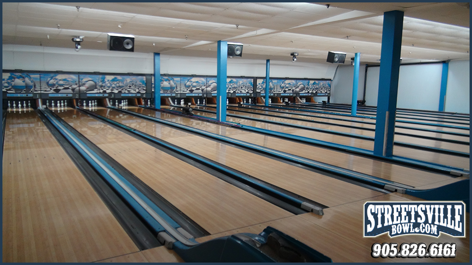 Bowling Leagues in Streetsville Bowl - 5 Pin Bowling Alley - Bowling In Streetsville with Streetsville Bowl - Kevin Jackal Johnston