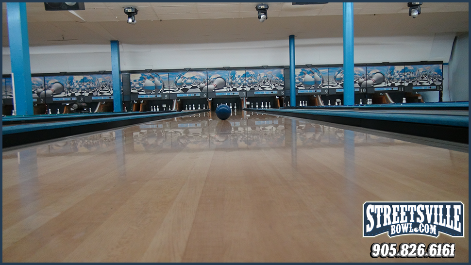 Mississauga Bowling Alley - Streetsville Bowl Official Website - Streetsville Entertainment