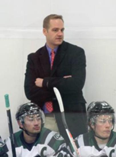 Eric Lind, EHL Head Coach