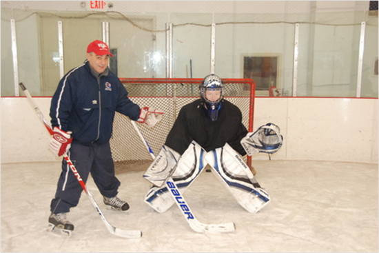 Goaltender Development