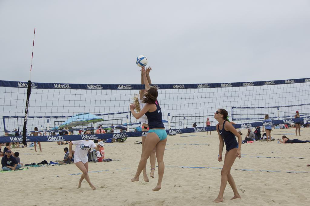 Volleyball Club In Huntington Beach