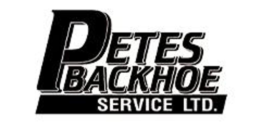 Petes Backhoe