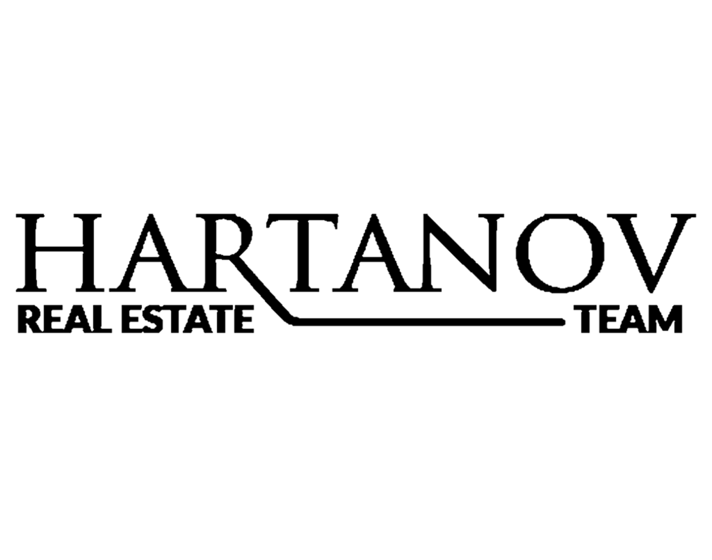 The Hartanov Team Real Estate Logo