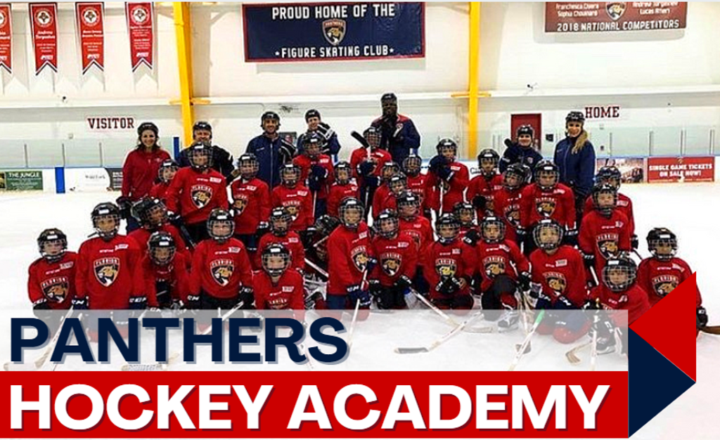 Panthers Hockey Academy photo of players
