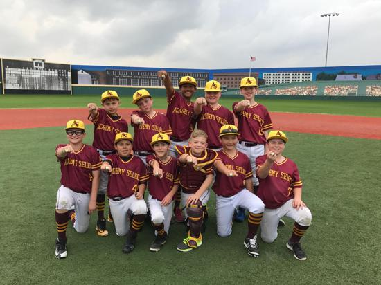 Academy Select Baseball