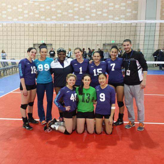 Sideout Sports Volleyball Club