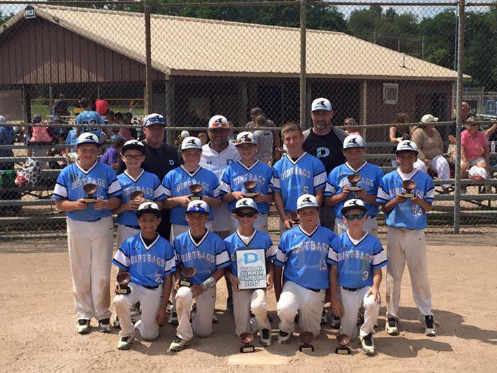 2015 Boys of Summer Champions