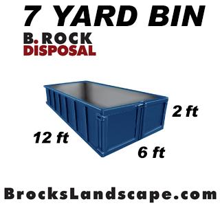 Mississauga Bin Rental - Mississauga Junk Company - Mississauga Junk Removal with B. Rock Disposal  - 905.822.3131