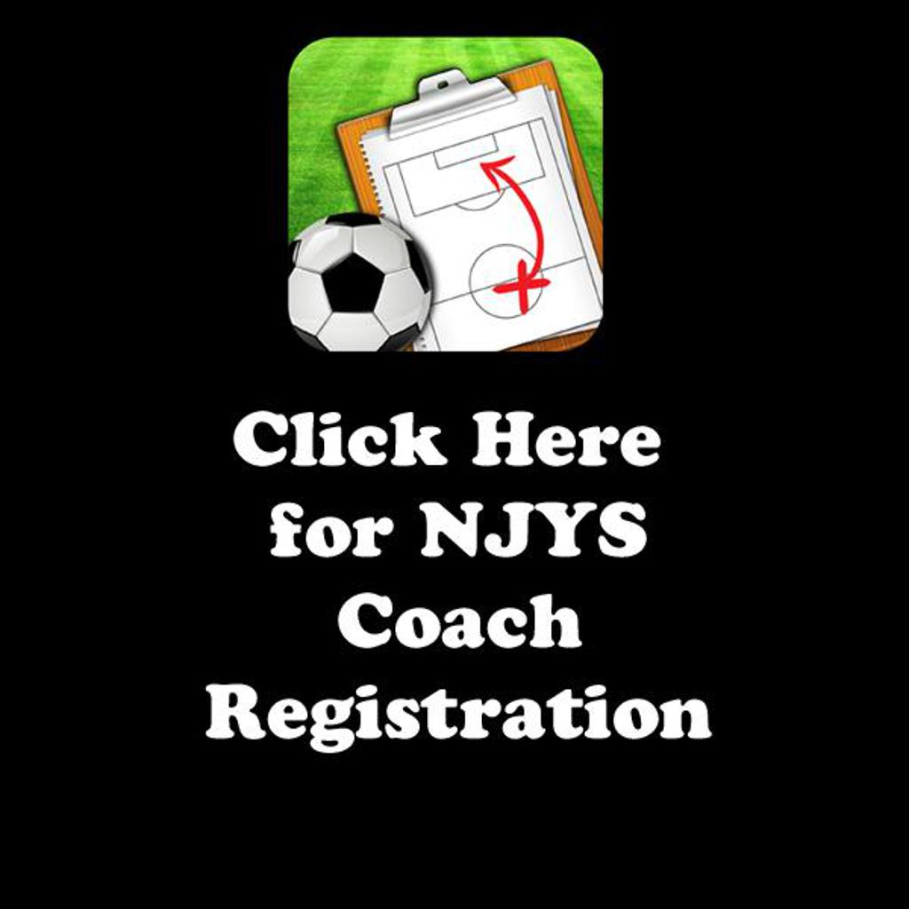 NJYS Coach Registration