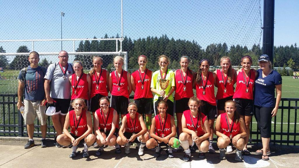 2015 Adidas Beaverton Cup Champions!
