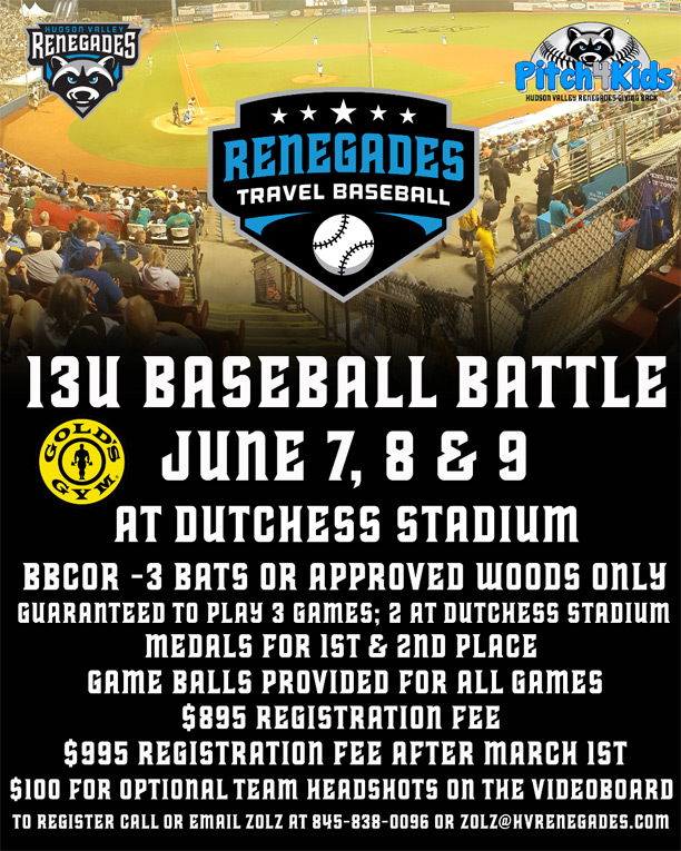 HV Renegades Travel Baseball