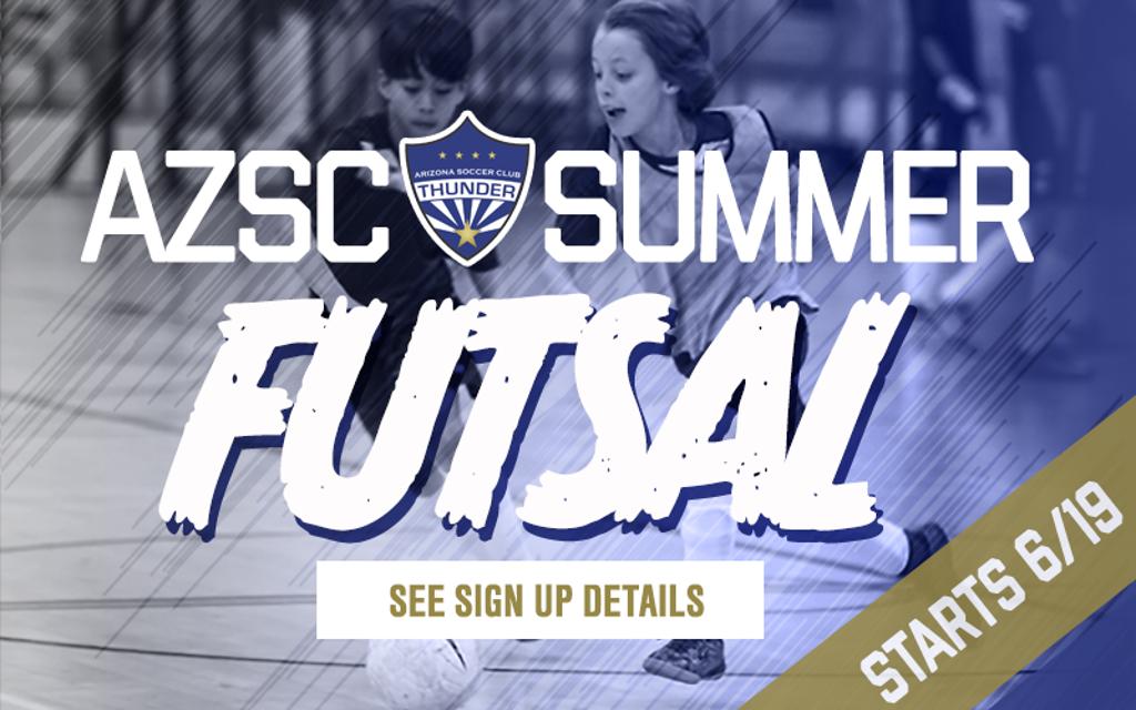 AZSC Summer Futsal