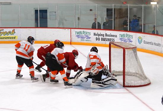 Benilde-St. Margaret's is once again loaded with talent. Photo credit: YHH.