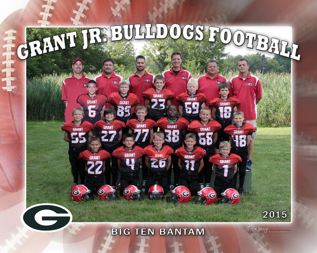 2015 Big10 Bantam