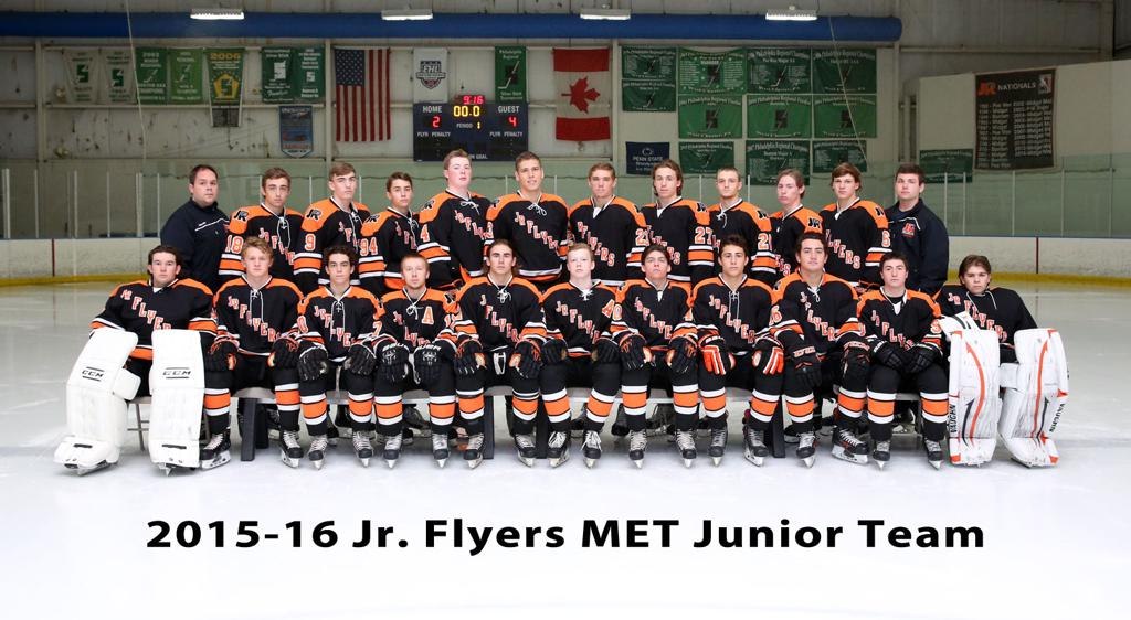 2015-16 Junior MET Team