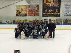 Cyclone Challenge 2015 Champs Bantam Major - Monroe County (MCYH)