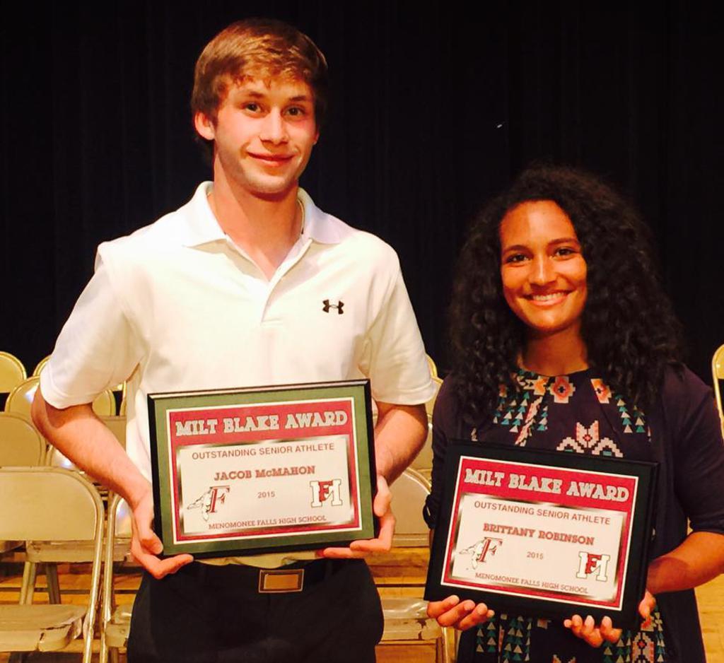 milt blake award