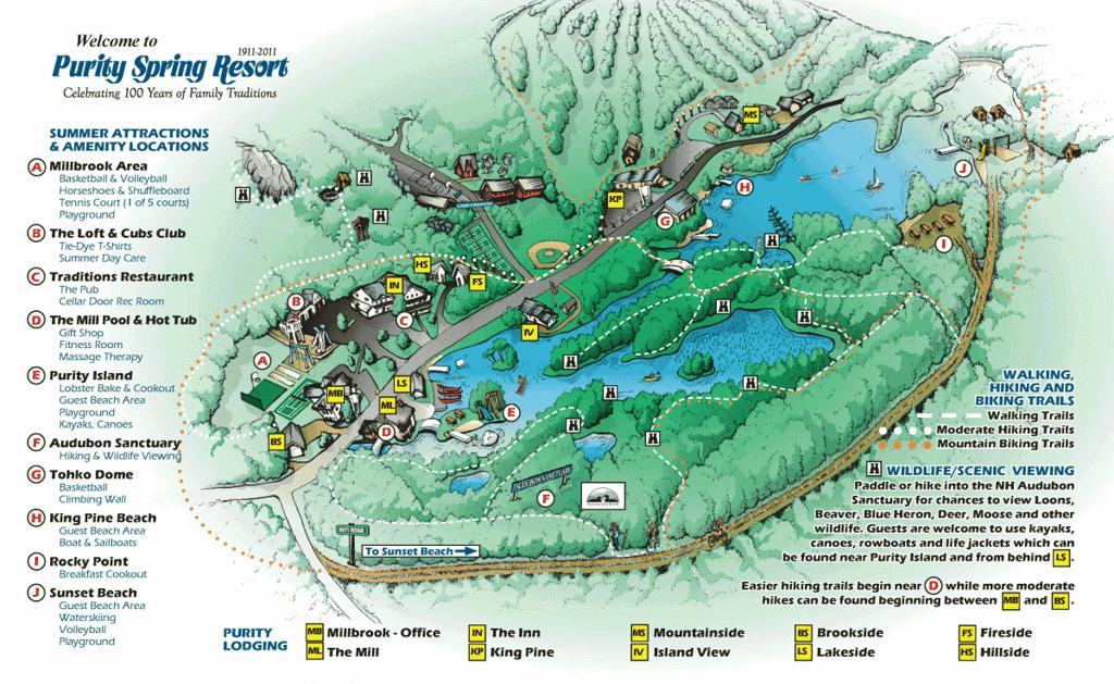 Purity Spring Resort and King Pine Ski Area