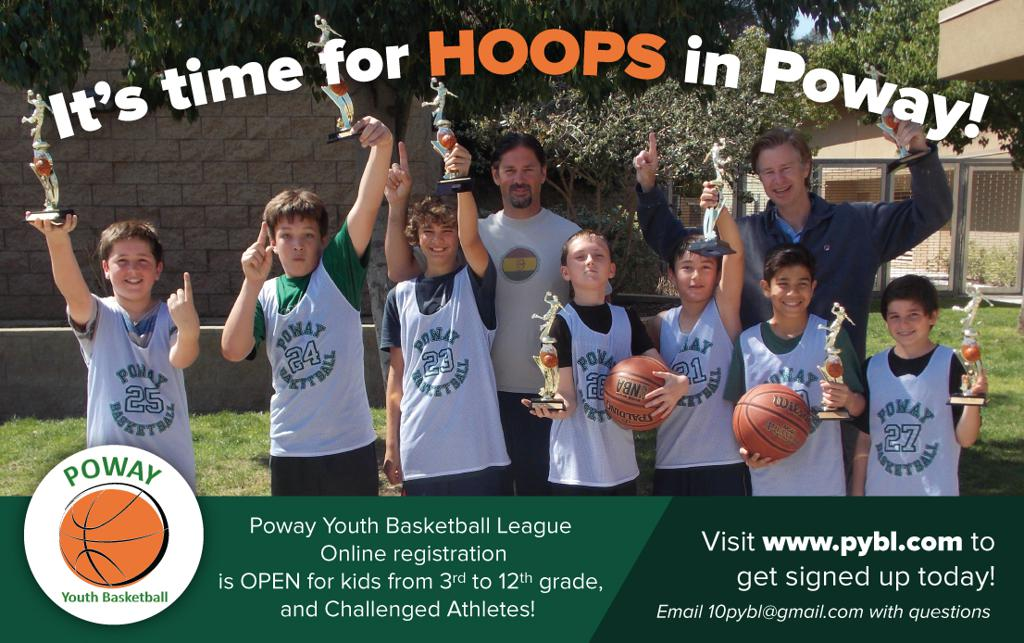 It's time for HOOPS In Poway!