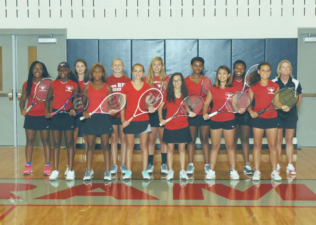 Varsity Women's Tennis