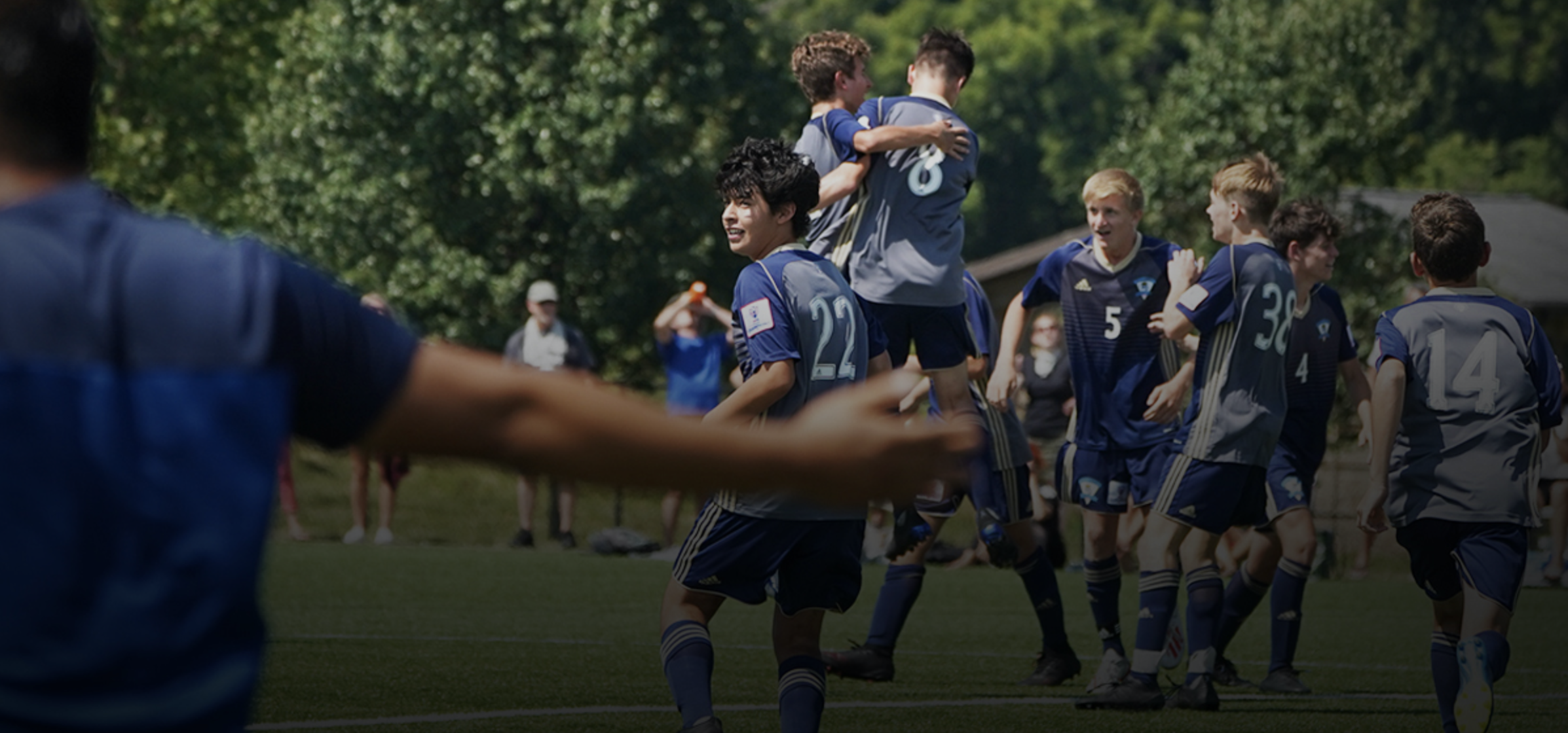 Real New Jersey 15u Boys Bounce Back To Secure The Us Youth Soccer National Championship