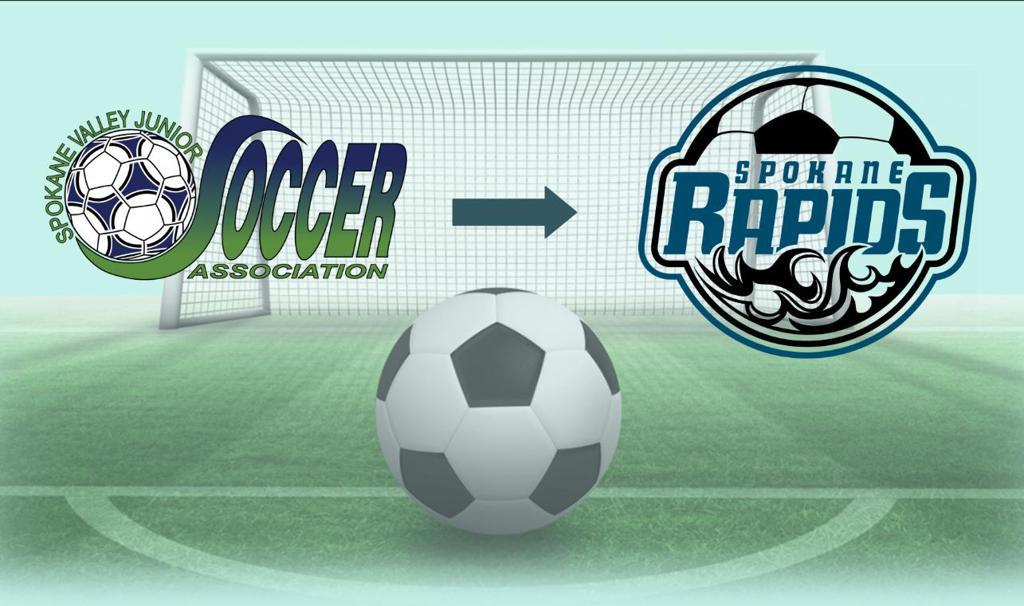 SPVJSA is re-branding to Spokane Rapids!