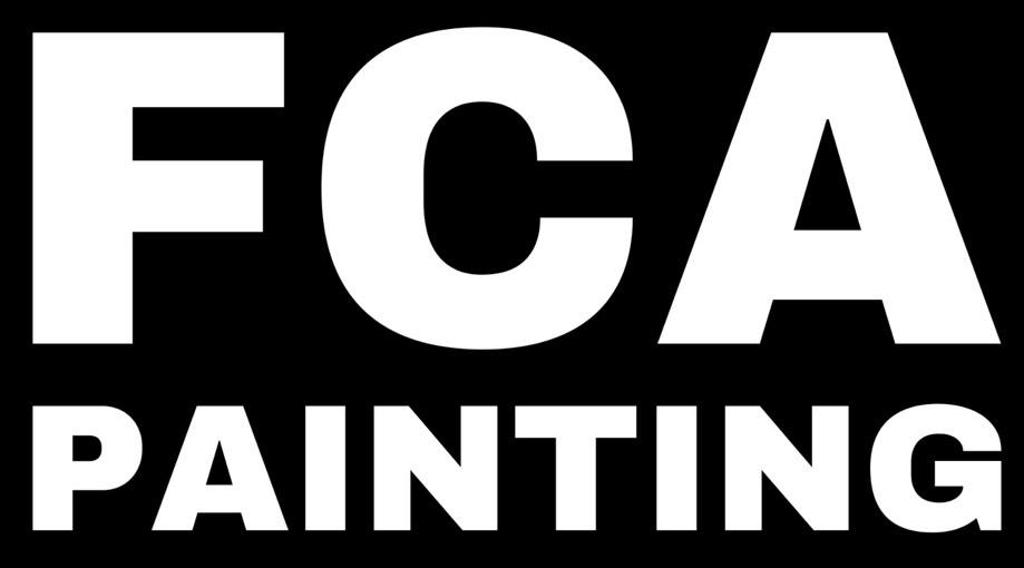 Red Sponsor FCA Painting