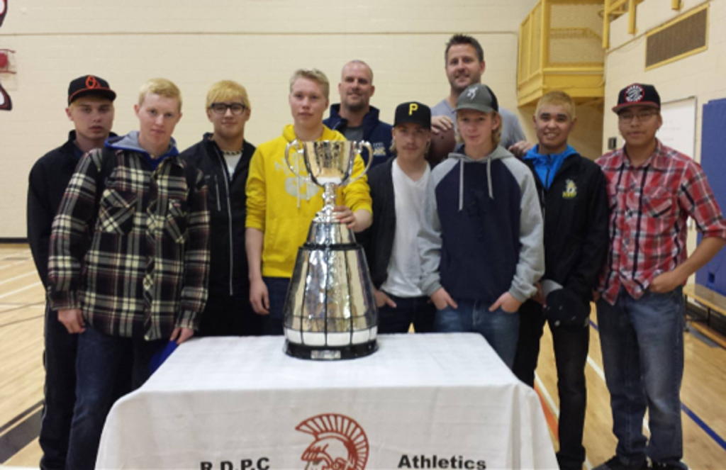 Northstars & The Grey Cup