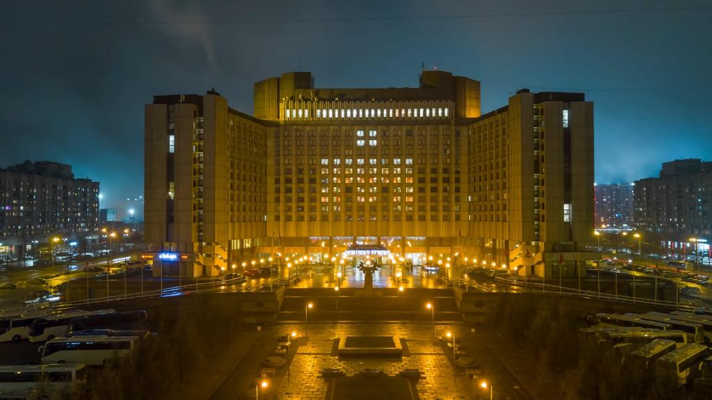 Hotel Pribaltiyskaya