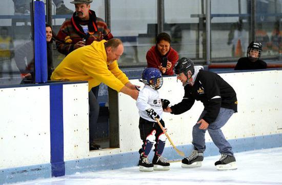 Photo credit: Minnesota Hockey