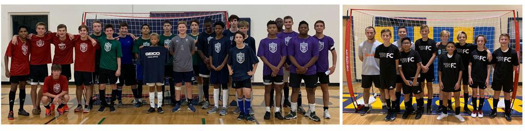 Soda City Futsal Teams 2